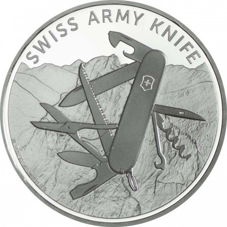 Swiss Army Knife Blister